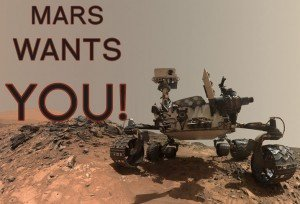 MARS WANTS YOU